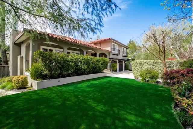 33 Laurel Grove Avenue, Kentfield, CA 94904 (#321024405) :: Rapisarda Real Estate