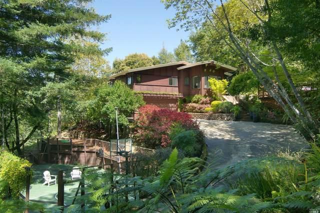 14 Fern Way, Kentfield, CA 94904 (#321022752) :: Rapisarda Real Estate