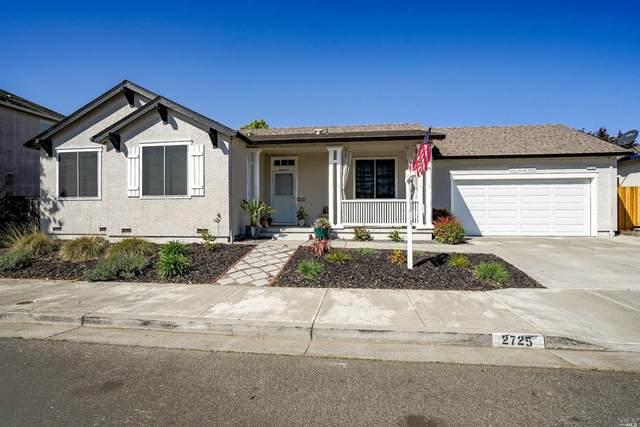 2725 Gallop Drive, Santa Rosa, CA 95407 (#321022041) :: Golden Gate Sotheby's International Realty