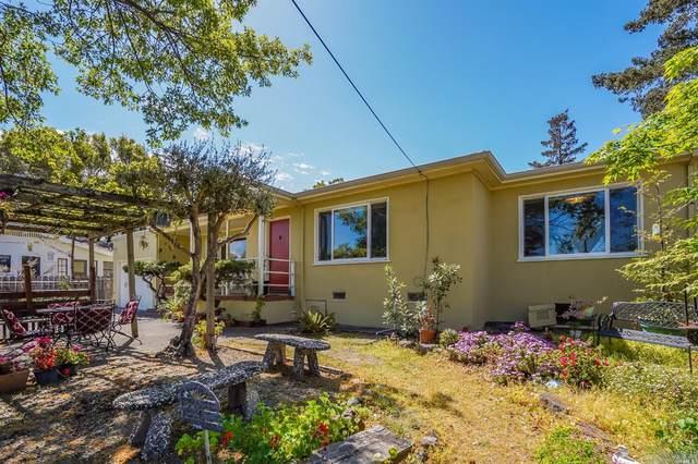 36 Belle Avenue, Fairfax, CA 94930 (#321024563) :: Corcoran Global Living