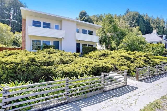 210 Miller Avenue, Mill Valley, CA 94941 (#321024346) :: Intero Real Estate Services