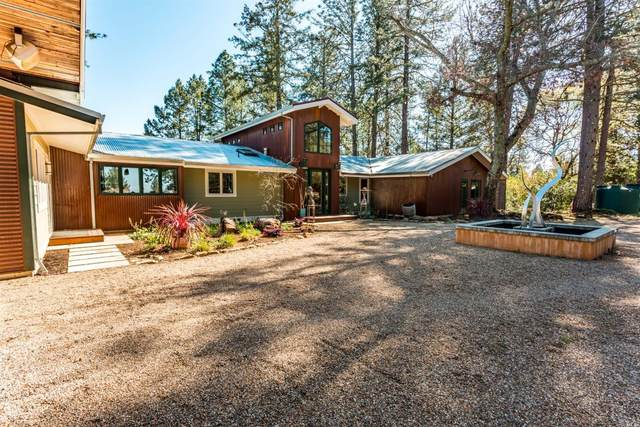 535 Viewridge Drive, Angwin, CA 94508 (#321024588) :: Golden Gate Sotheby's International Realty