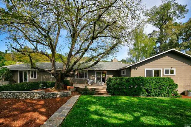 109 Van Tassel Court, San Anselmo, CA 94960 (#321024114) :: Rapisarda Real Estate