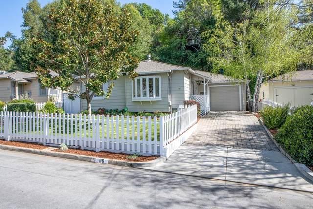 96 Broadmoor Avenue, San Anselmo, CA 94960 (#321024625) :: Rapisarda Real Estate