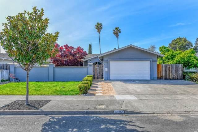 4481 Tanglewood Way, Napa, CA 94558 (#321011687) :: Intero Real Estate Services