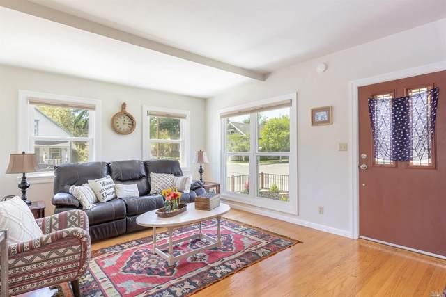 610 Wilson Street, Napa, CA 94559 (#321025064) :: Rapisarda Real Estate