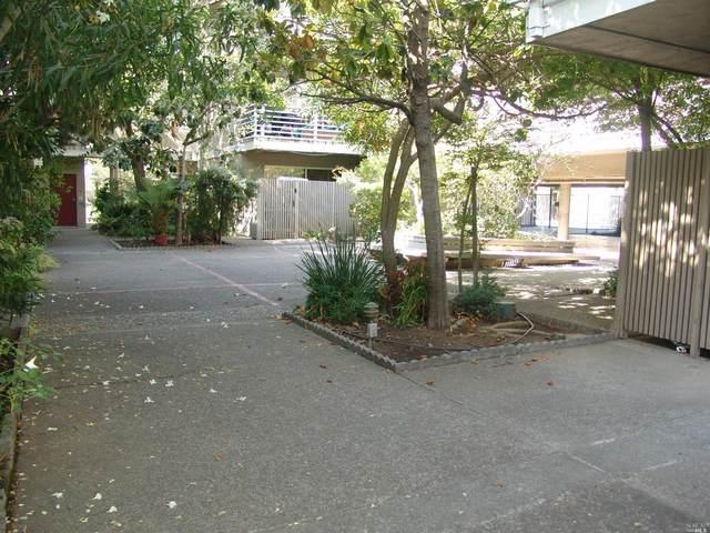35 Fairfax Street #9, San Rafael, CA 94901 (#321025164) :: Lisa Perotti | Corcoran Global Living