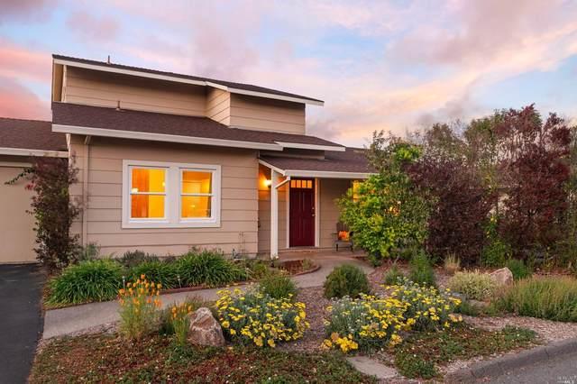 40 Woodworth Lane, Sonoma, CA 95476 (#321024650) :: Intero Real Estate Services