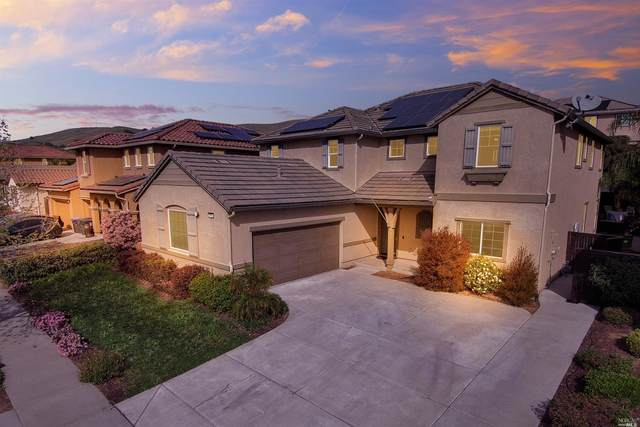 2460 Chuck Hammond Drive, Fairfield, CA 94533 (#321007430) :: Hiraeth Homes