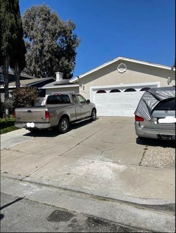 1089 Saddlewood, San Jose, CA 95121 (#321020087) :: Intero Real Estate Services
