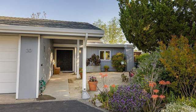 30 Creek Lane, Sonoma, CA 95476 (#321012233) :: Lisa Perotti   Corcoran Global Living