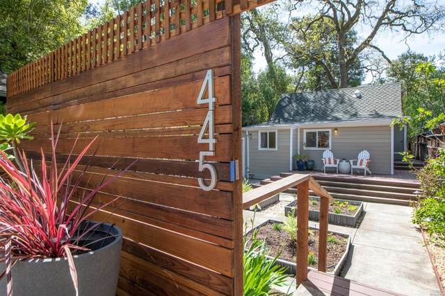 445 Center Boulevard, San Anselmo, CA 94960 (#321025459) :: Corcoran Global Living