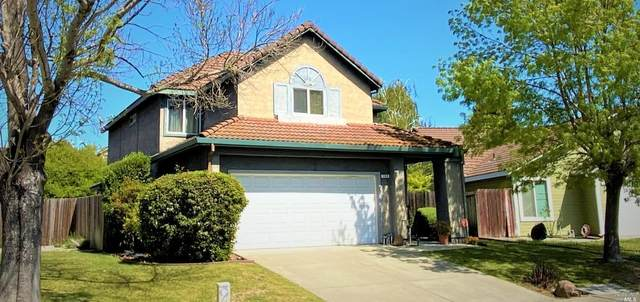 366 Bolton Way, Vallejo, CA 94591 (#321025661) :: Rapisarda Real Estate