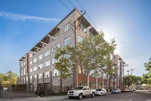 1001 46th Street #520, Emeryville, CA 94608 (#321025090) :: Lisa Perotti | Corcoran Global Living