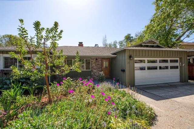 25 Madrone Avenue, San Anselmo, CA 94960 (#321022675) :: Rapisarda Real Estate