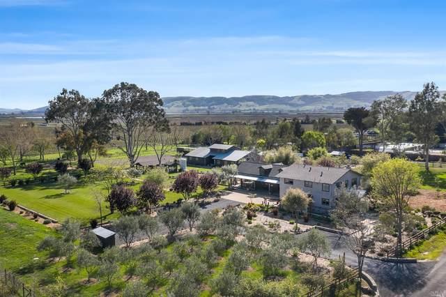 2805 Dale Drive, Sonoma, CA 95476 (#321014783) :: Rapisarda Real Estate