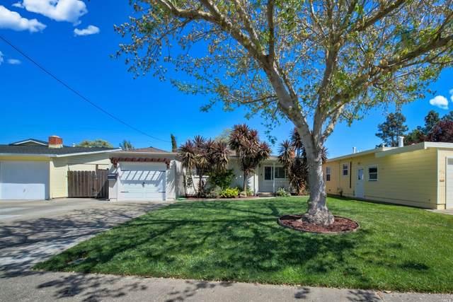 838 Annette Avenue, Vallejo, CA 94591 (#321005810) :: Rapisarda Real Estate