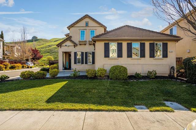 7256 Willow Creek Circle, Vallejo, CA 94591 (#321020554) :: Intero Real Estate Services