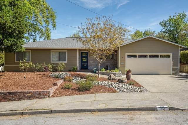 40 Meriam Drive, San Rafael, CA 94903 (#321018778) :: Hiraeth Homes
