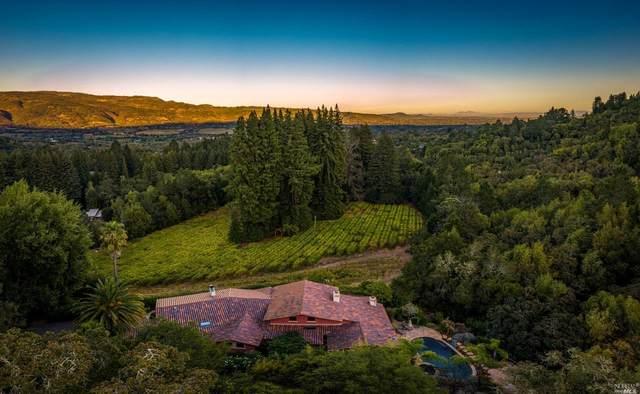3350 Vigilante Road, Glen Ellen, CA 95442 (#321026571) :: Corcoran Global Living