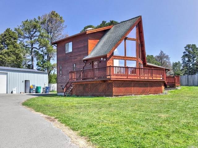 24763 Sashandre Lane, Fort Bragg, CA 95437 (#321026398) :: Corcoran Global Living