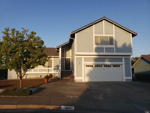 587 Birkdale Drive, Vallejo, CA 94591 (#321026485) :: Corcoran Global Living