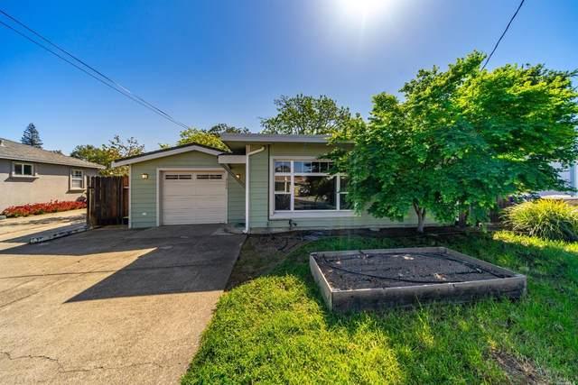 2170 S Terrace Drive, Napa, CA 94559 (#321026015) :: Corcoran Global Living