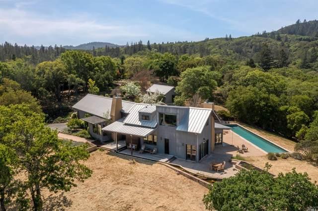 6401 Mountain View Ranch Road, Healdsburg, CA 95448 (#321022365) :: Corcoran Global Living