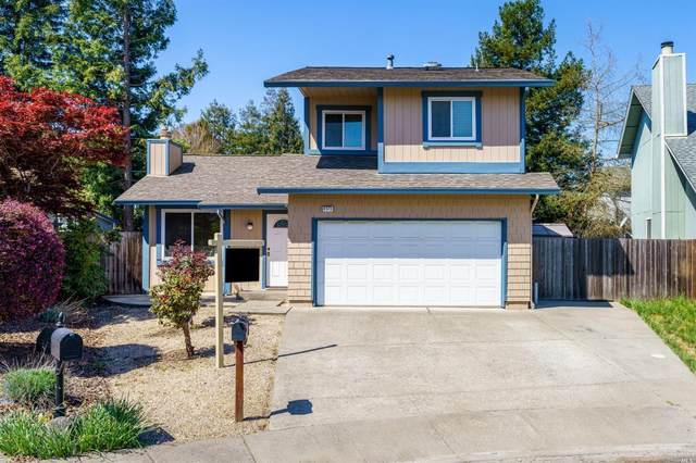 4573 Hillview Court, Rohnert Park, CA 94928 (#321026970) :: Corcoran Global Living