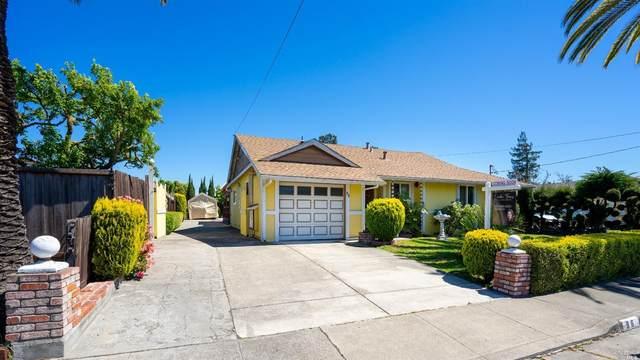 96 Alta Drive, Petaluma, CA 94954 (#321027062) :: Rapisarda Real Estate