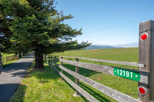 12191 State Route 1, Point Reyes Station, CA 94956 (#321027210) :: Lisa Perotti | Corcoran Global Living