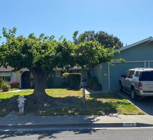 115 Monterey Drive, Vacaville, CA 95687 (#321027227) :: The Abramowicz Group