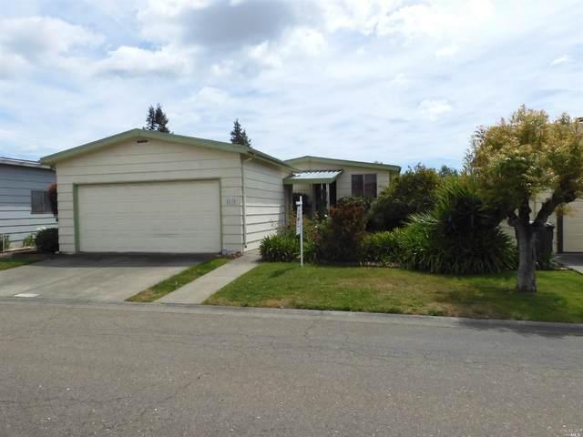 1945 Piner Road #166, Santa Rosa, CA 95403 (#321027626) :: The Lucas Group