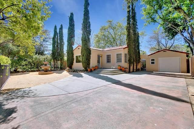 1513 Lake Street, Calistoga, CA 94515 (#321027696) :: Lisa Perotti   Corcoran Global Living