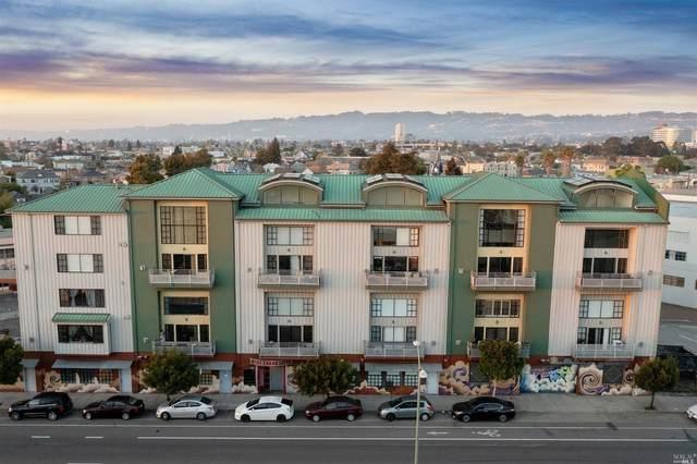 850 W Grand Avenue #7, Oakland, CA 94607 (#321028018) :: The Abramowicz Group