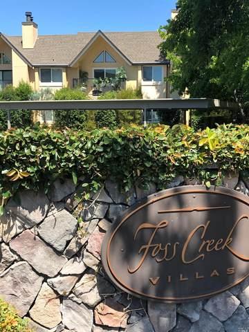 202 Foss Creek Circle D, Healdsburg, CA 95448 (#321028413) :: RE/MAX GOLD