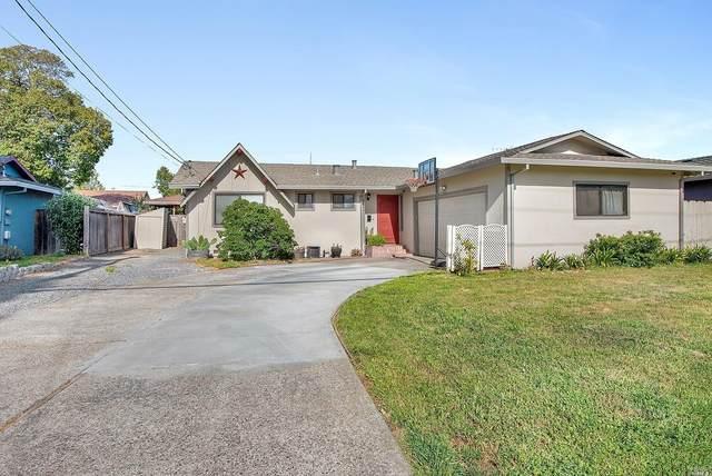 7586 Burton Avenue, Rohnert Park, CA 94928 (#22035026) :: Lisa Perotti | Corcoran Global Living