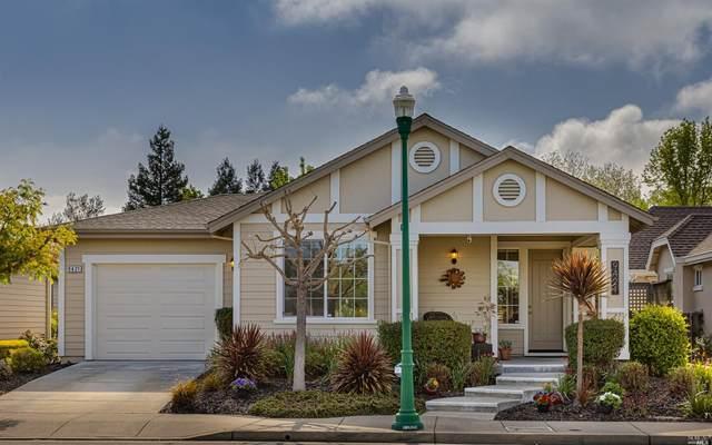 9421 Oak Trail Circle, Santa Rosa, CA 95409 (#321028935) :: Intero Real Estate Services