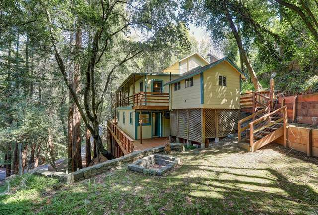 630 Redwood Avenue, Corte Madera, CA 94925 (#321028570) :: Golden Gate Sotheby's International Realty