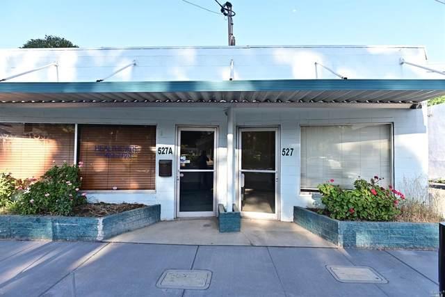 527 S State Street, Ukiah, CA 95482 (#321029395) :: Intero Real Estate Services