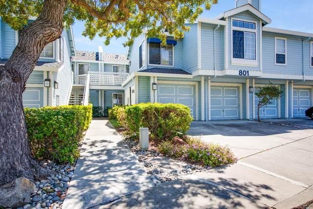 801 Timbercove Street #5, Vallejo, CA 94591 (#321029490) :: Team O'Brien Real Estate