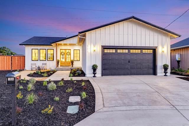 184 Wembley Court, Santa Rosa, CA 95403 (#321029595) :: Intero Real Estate Services