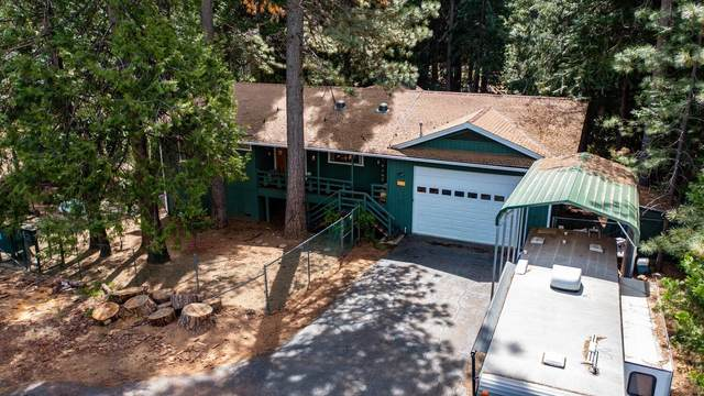 25824 Sugar Pine Drive, Pioneer, CA 95666 (#221024326) :: Intero Real Estate Services