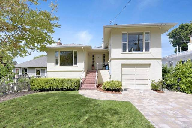 430 Manzanita Avenue, Corte Madera, CA 94925 (#321027546) :: Golden Gate Sotheby's International Realty
