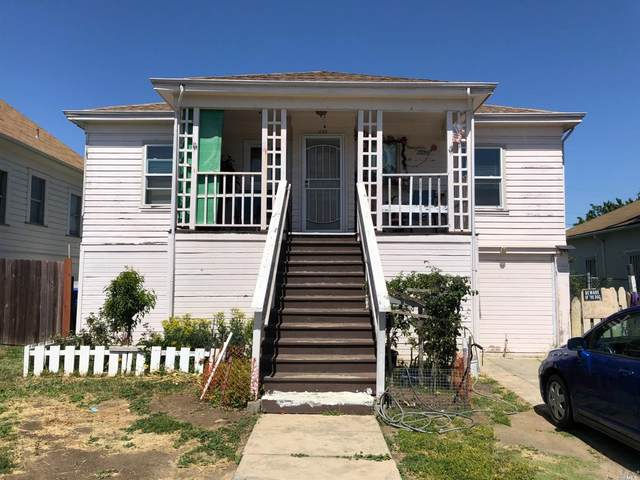632 Indiana Street, Vallejo, CA 94590 (#321027379) :: The Abramowicz Group