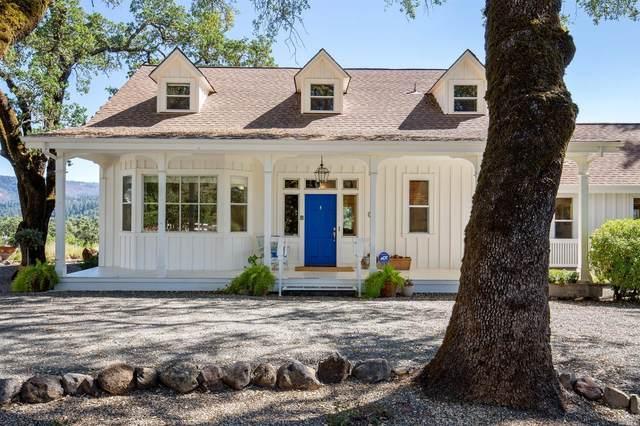 1148 Lodi Lane, St. Helena, CA 94574 (#321029907) :: Team O'Brien Real Estate
