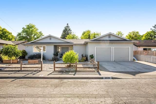 2619 Canterbury Drive, Santa Rosa, CA 95405 (#321029717) :: Jimmy Castro Real Estate Group
