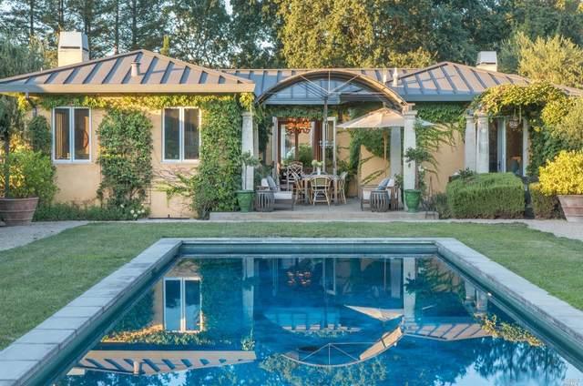 1330 Whitehall Lane, St. Helena, CA 94574 (#321030198) :: Golden Gate Sotheby's International Realty