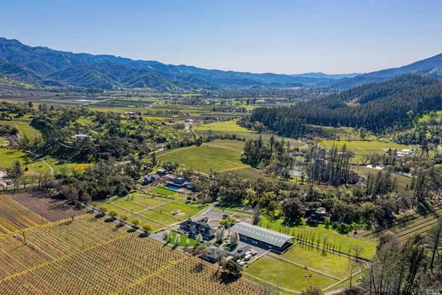 3547 State Highway 128, Calistoga, CA 94515 (#321023430) :: Intero Real Estate Services