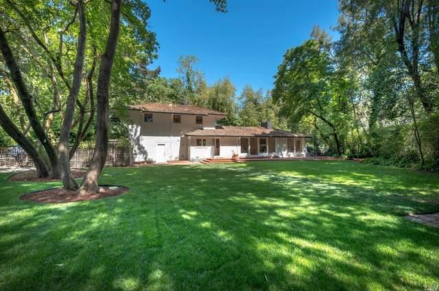 2 Sylvan Lane, Ross, CA 94957 (#321028196) :: Team O'Brien Real Estate